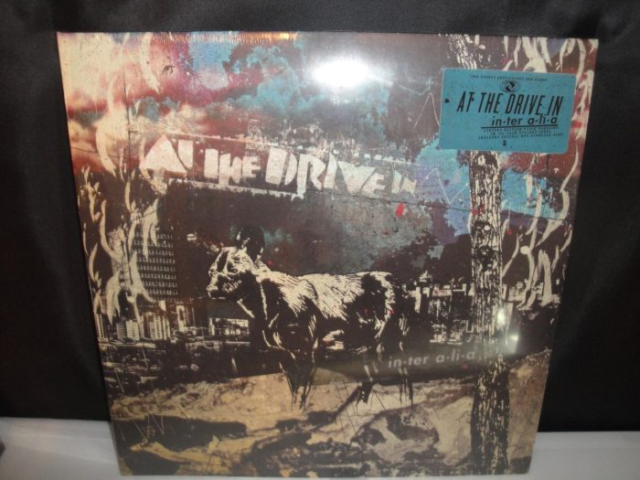 At The Drive-In - in.ter a.li.a - Limited Edition Colored Vinyl LP 2017