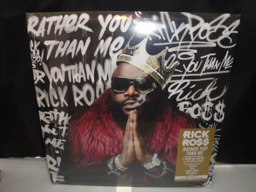 Rick Ross - Rather You Than Me - 2XLP Vinyl, 2017