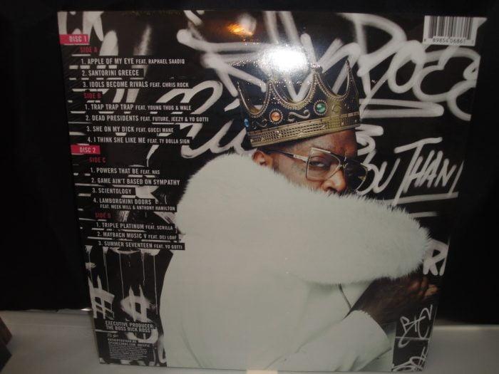 Rick Ross - Rather You Than Me - 2XLP Vinyl, 2017