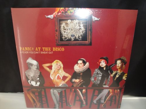 Panic At The Disco - Fever You Can't Sweat Out - Limited Vinyl LP Reissue