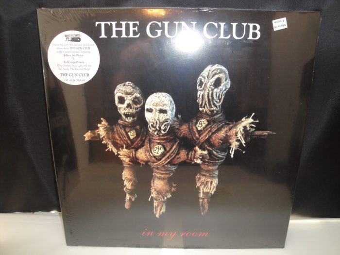 The Gun Club - In My Room - 150 gram vinyl, Gatefold, 500 Copies ltd