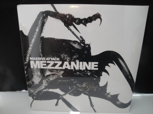 Massive Attack - Mezzanine - 2017 Double LP 180 Gram Vinyl