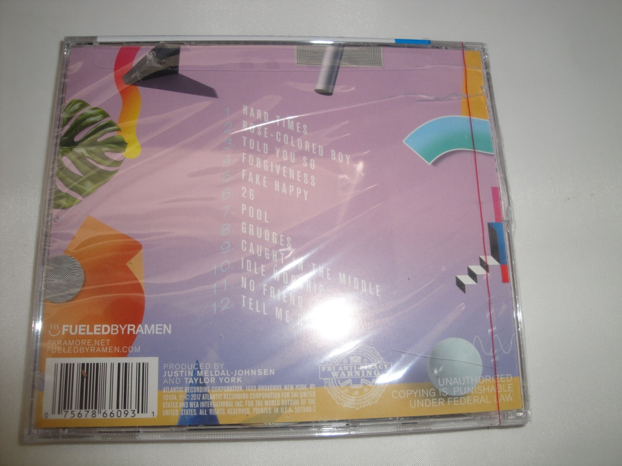 Paramore - After Laughter CD $9.99