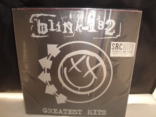 Blink-182 - Greatest Hits 2XLP Audiophile Edition Vinyl