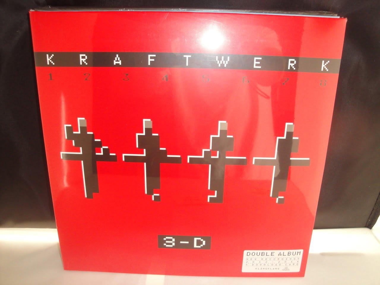 Kraftwerk – 3-D: The Catalogue – 180 Gram, Double Vinyl 2017 – Buy ...