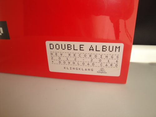 Kraftwerk - 3-D: The Catalogue - 180 Gram, Double Vinyl 2017