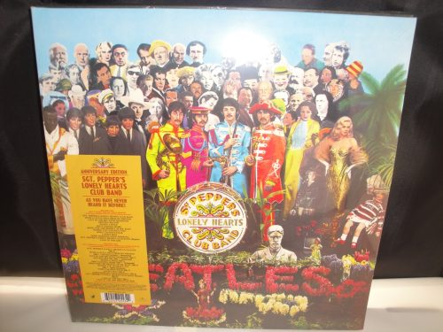 Beatles - Sgt. Pepper's Lonely Hearts Club Band - 2017 2XLP Vinyl