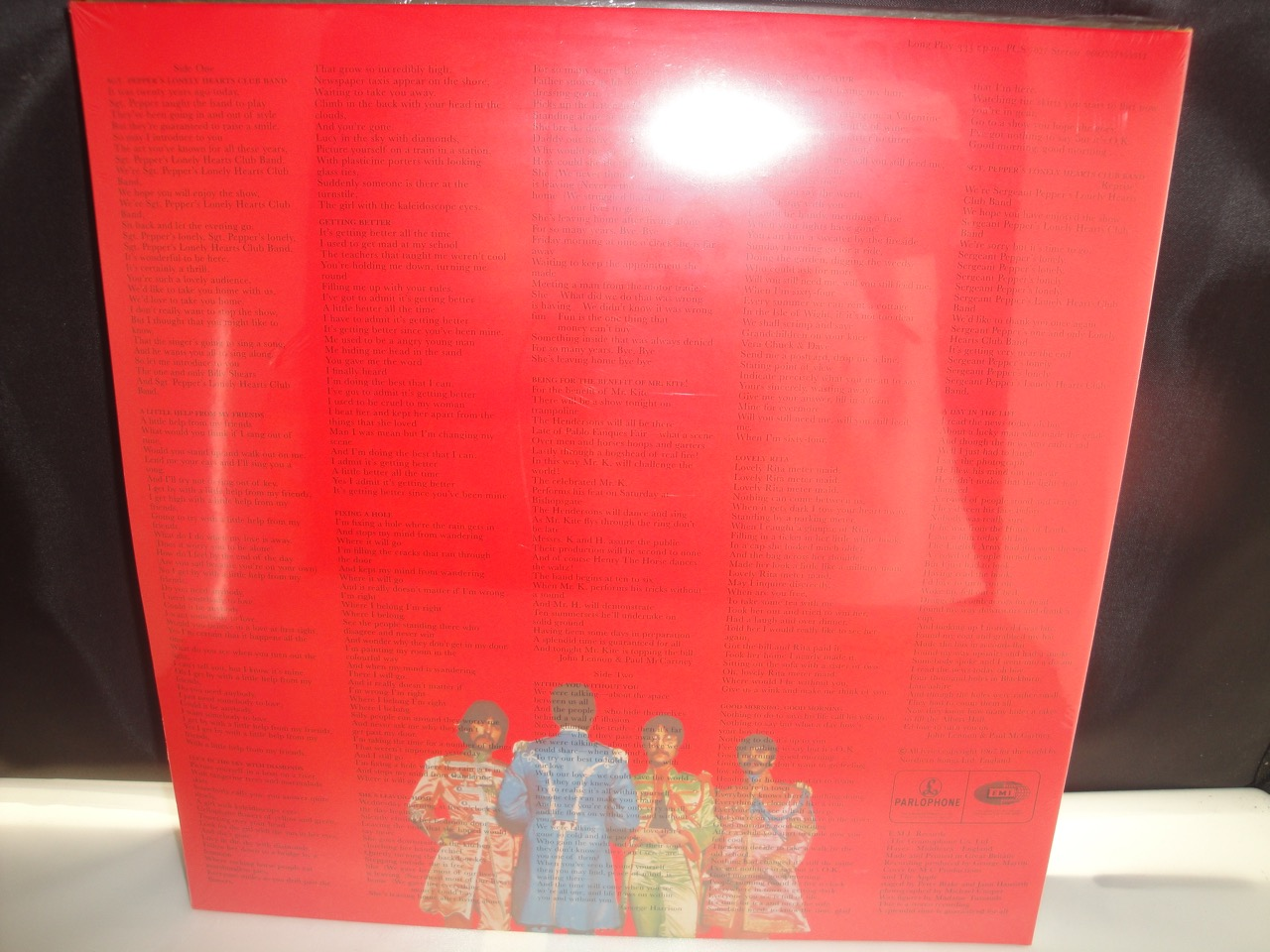 Beatles - Sgt. Pepper's Lonely Hearts Club Band - 2017 2XLP Vinyl