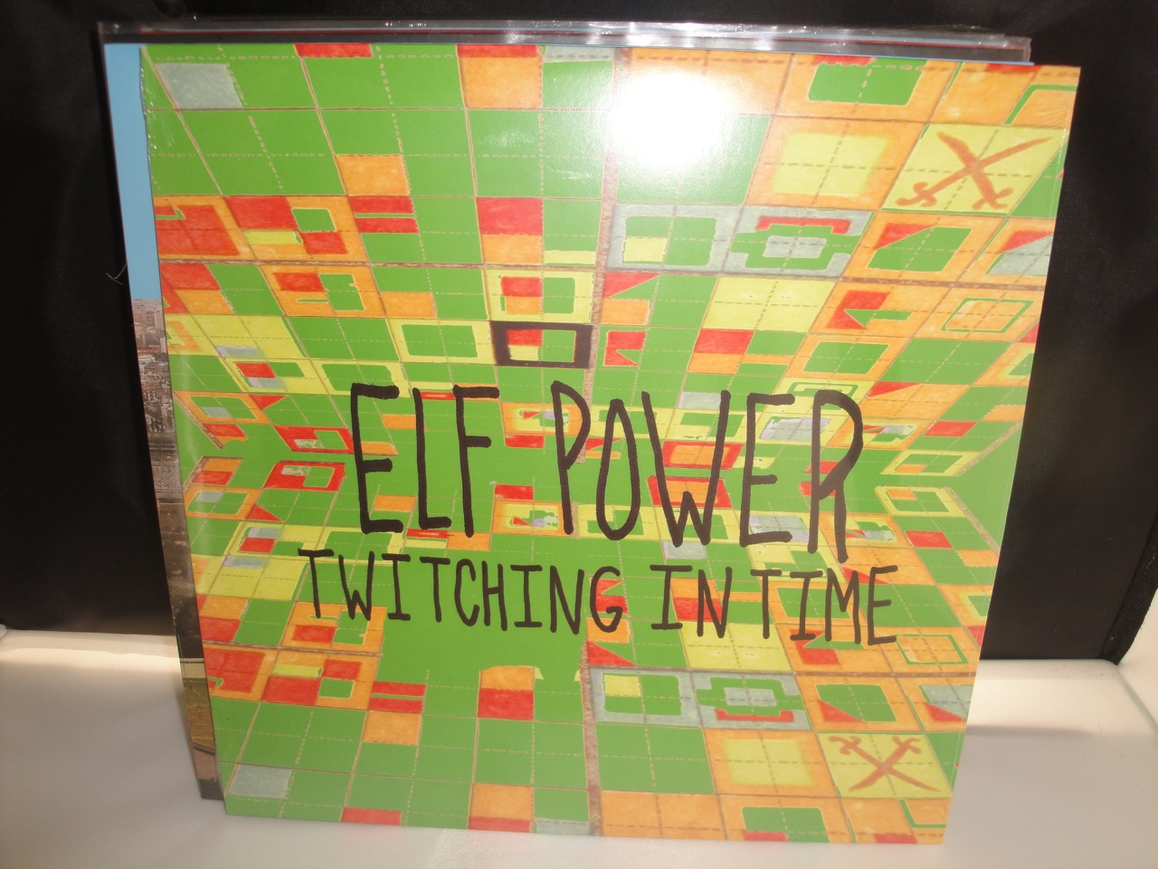 Elf Power - Twitching In Time - 2017 Vinyl LP, Athens, GA