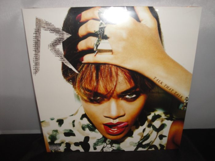 Rihanna - Talk That Talk - 2017, Vinyl in Gatefold Sleeve, Def Jam