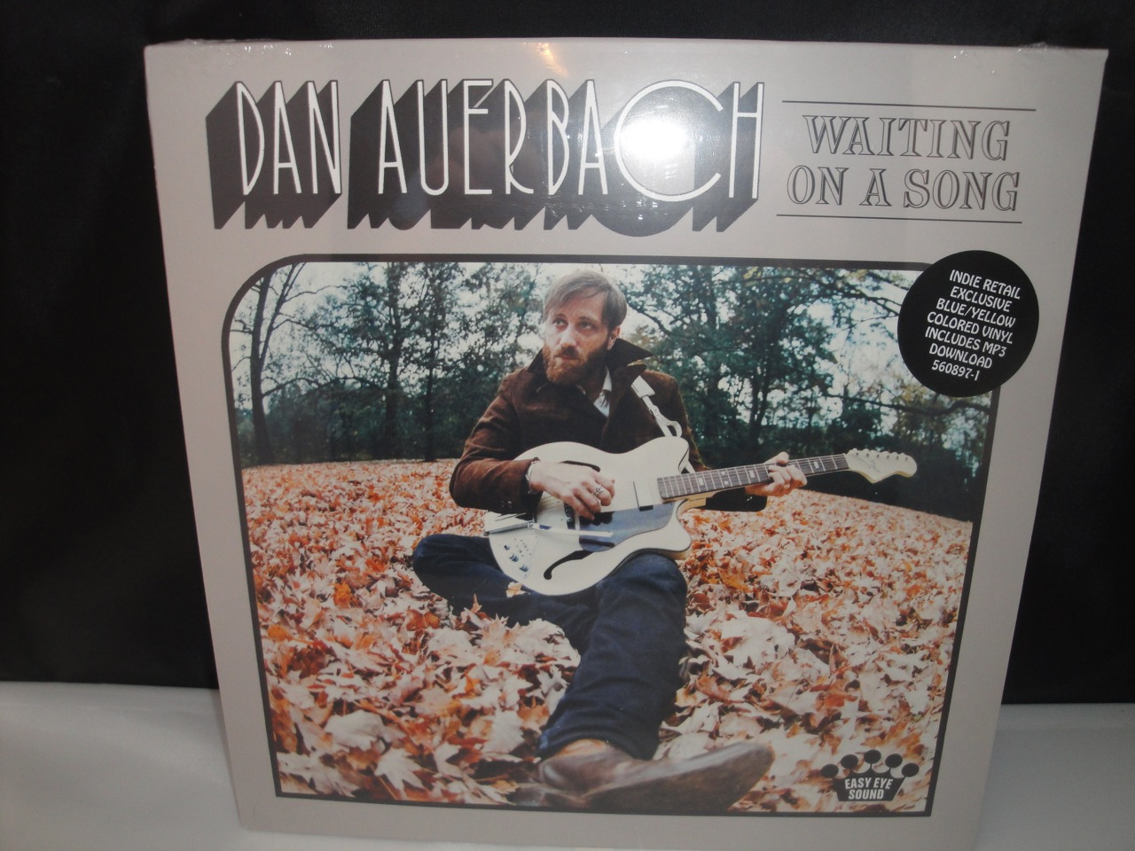 Dan Auerbach - Waiting On A Song - Ltd Ed Colored Vinyl 2017