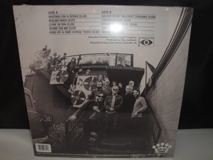 Dan Auerbach - Waiting On A Song - Ltd Ed Colored Vinyl 2017