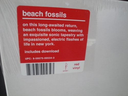 Beach Fossils - Somersault - Limited Edition, Indie-Only Red Vinyl 2017