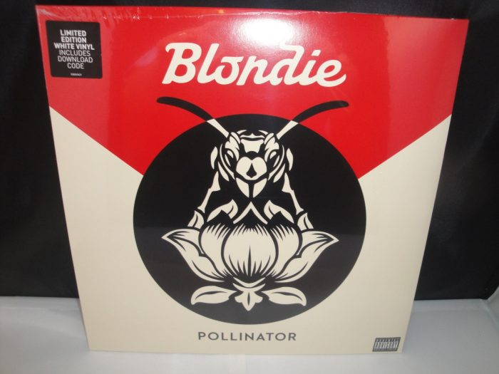 "Blondie – ""Pollinator"" (Indie-exclusive Edition) Vinyl LP 2017"