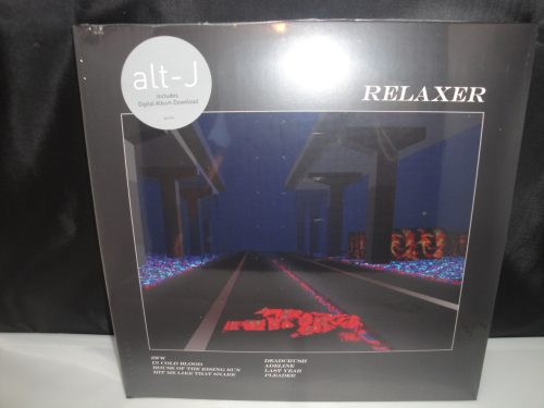 Alt-J - Relaxer - 2017 British Alt Rock - Atlantic Records