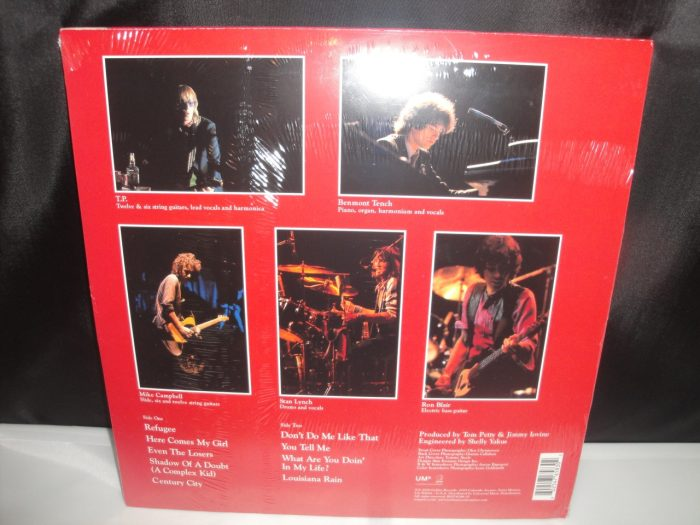 Tom Petty & Heartbreakers - Damn The Torpedoes - 180 Gram Vinyl - SLIGHTLY BUMPED