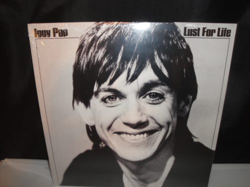 Iggy Pop - Lust For Life - Limited Edition 120 Gram Vinyl LP Reissue