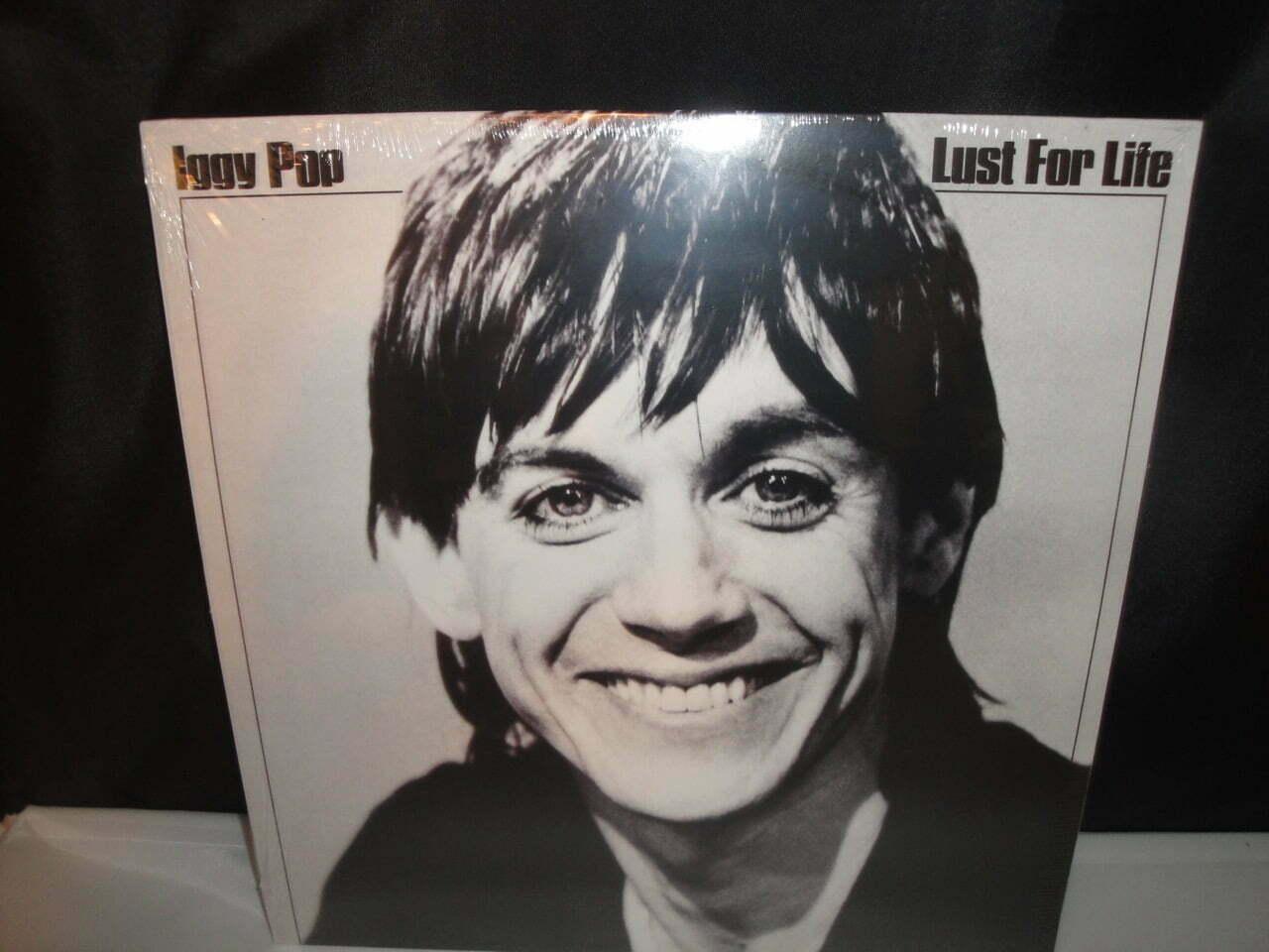Iggy Pop - Lust For Life - Limited Edition 120 Gram Vinyl LP Reissue