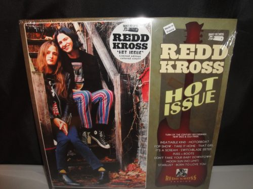 Redd Kross - Hot Issue - 150 Gram Grey Vinyl, 600 Copies - Rarities LP 2017