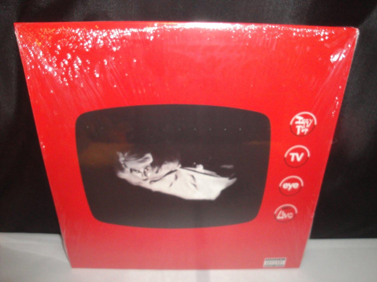 Iggy Pop - TV Eye Live - Limited Edition 120 Gram Vinyl Reissue