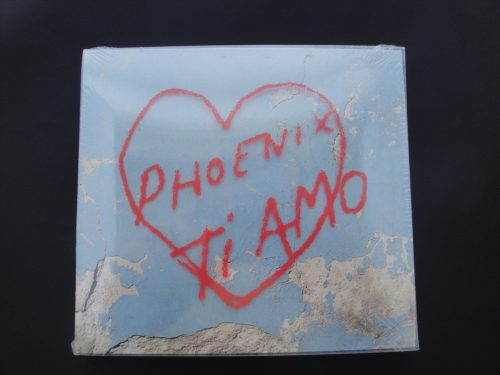 Phoenix - Ti Amo - Compact Disc, New, Sealed 2017