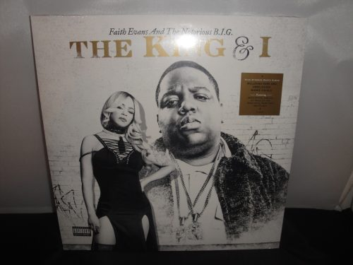 Faith Evans - The King & I - Double Vinyl LP - Notorious B.I.G., Lil Kim