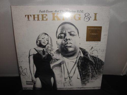 Faith Evans - The King & I - Double Vinyl LP - Notorious B.I.G., Lil Kim