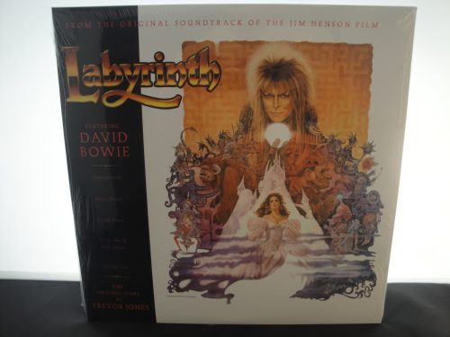 Labyrinth Soundtrack, 2017 Vinyl Reissue