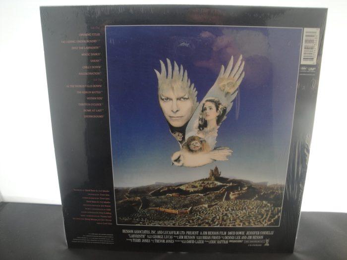 Labyrinth Soundtrack, 2017 Vinyl Reissue