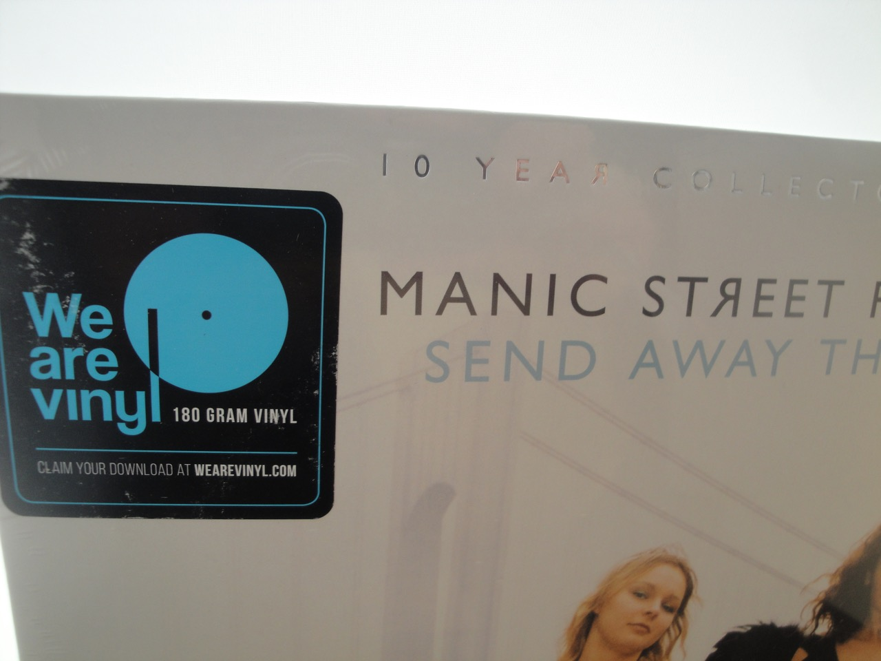 Manic Street Preachers - Send Away The Tigers - 10 Year Collectors Edition, 2XLP