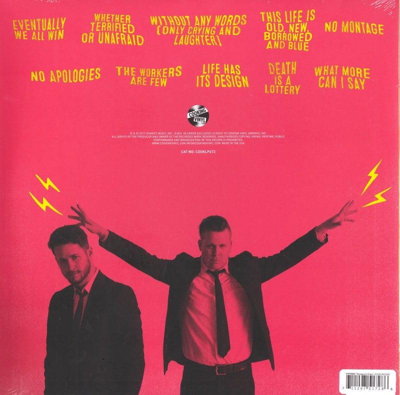 68 - Two Parts Viper - Limited Edition Transparent Green Vinyl LP