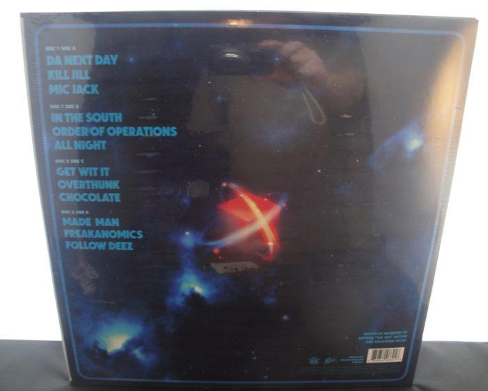 Big Boi - Boomiverse [Explicit Content] - Blue and White Colored 2XLP, Vinyl
