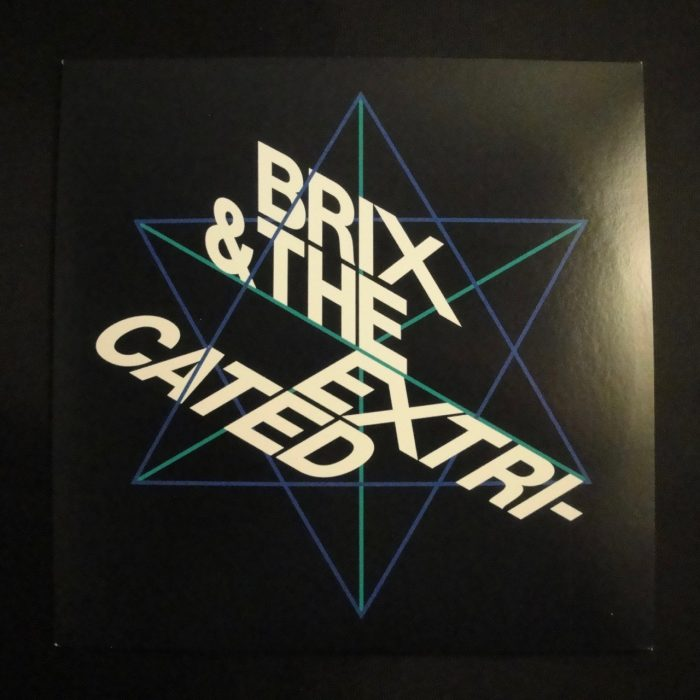 "Brix & The Extricated ‎""Damned For Eternity"" 7"" Vinyl Single b/w ""Temporary Insanity"""