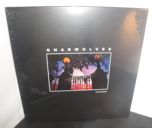 Gnarwolves - Outsiders [Import] - 2017 Vinyl, Brit Punk