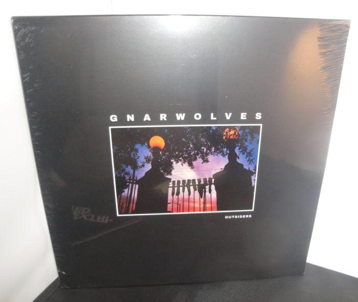 Gnarwolves - Outsiders [Import] - 2017 Vinyl, Brit Punk