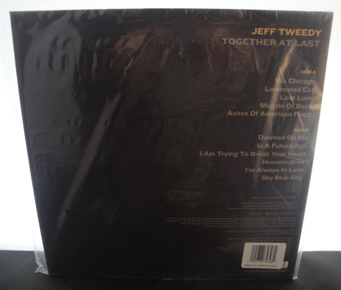 Jeff Tweedy - Together At Last - Ltd Ed, Colored Vinyl, 2017