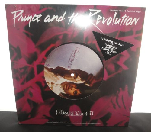 Prince & the Revolution - I Would Die 4 U - 2017 Vinyl Reissue