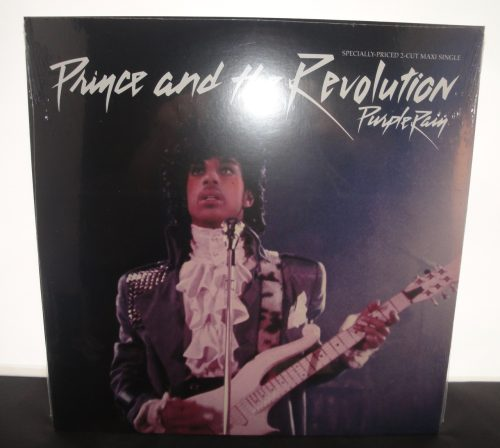 "Prince & the Revolution – Purple Rain, 2 God – 12"" 2017 Vinyl Reissue"