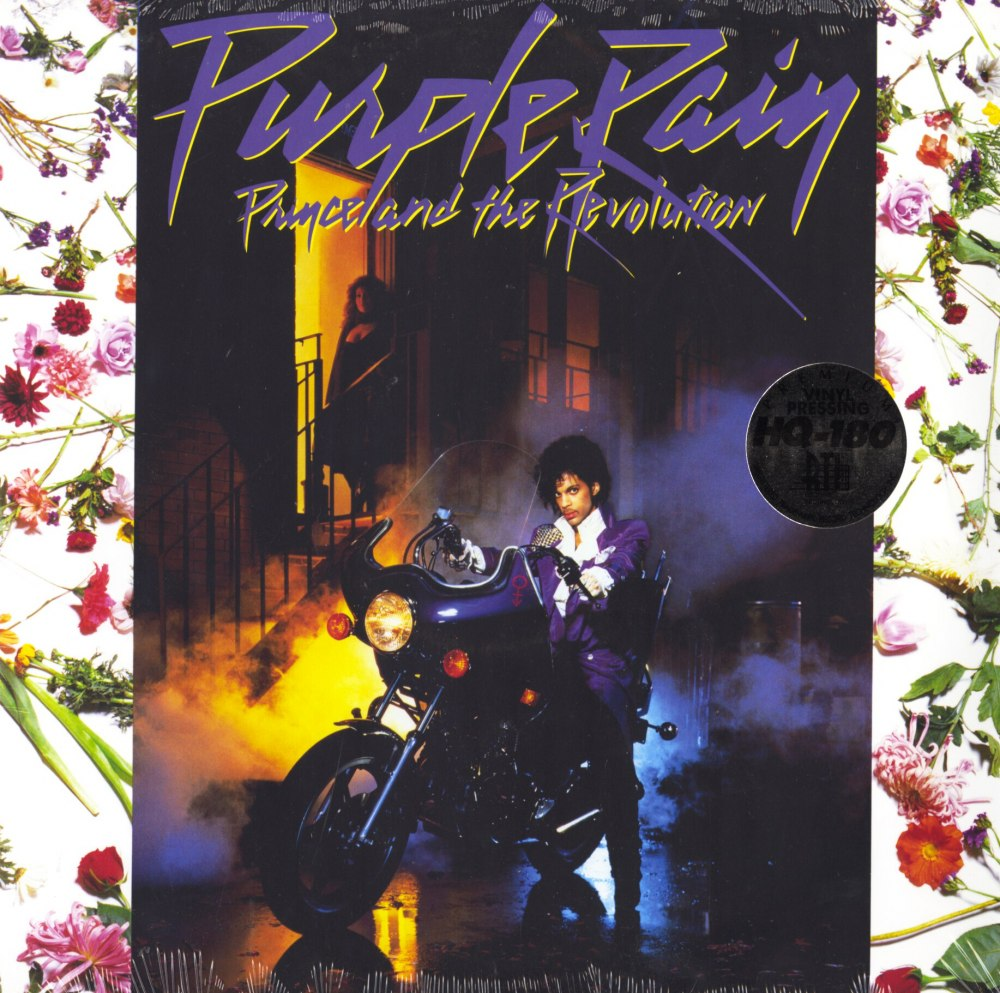 Prince - Purple Rain - Limited Edition, 180 Gram, Vinyl, Remastered, 2008