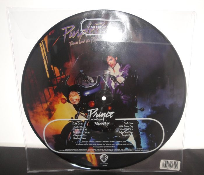 Prince - Purple Rain (Picture Disc) - Vinyl, 2017