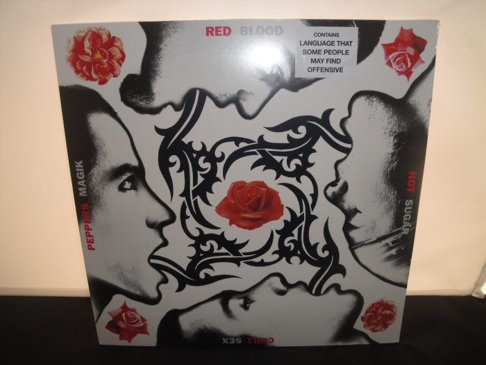 Red Hot Chili Peppers - Blood Sugar Sex Magik - 2XLP Reissue, New