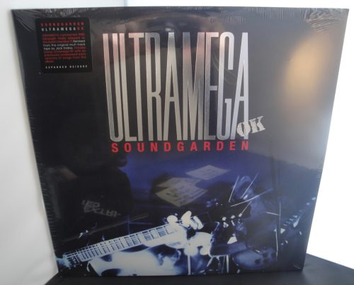 Soundgarden - Ultramega Ok - Expanded Edition 2XLP Vinyl, 2017