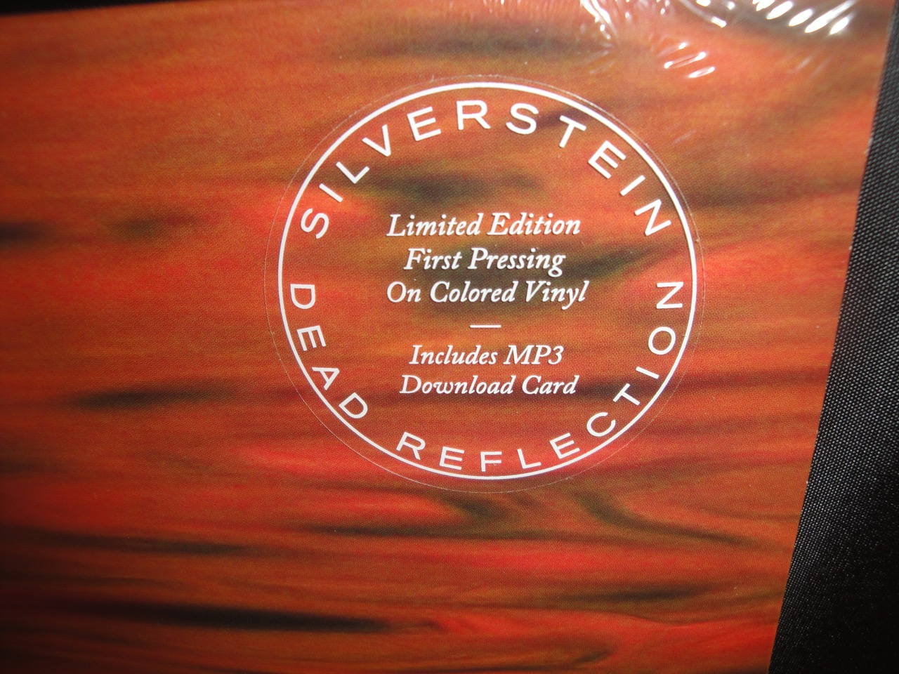 Silverstein - Dead Reflection - Limited Edition Colored Vinyl, 2017