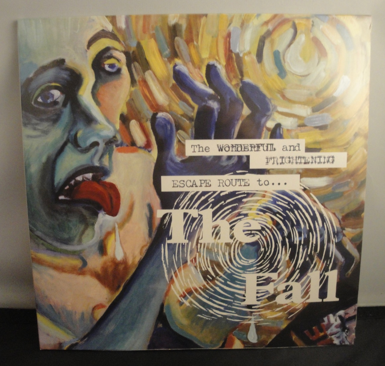 The Fall - The Wonderful and Frightening Escape Route To The Fall - Vinyl LP, 2015