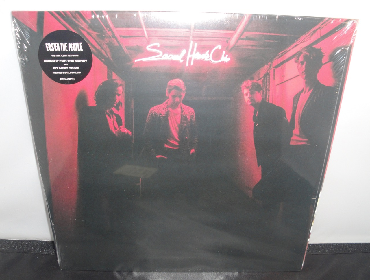 Foster the People - Sacred Hearts Club - 150 Gram Vinyl, Gatefold, LP, 2017