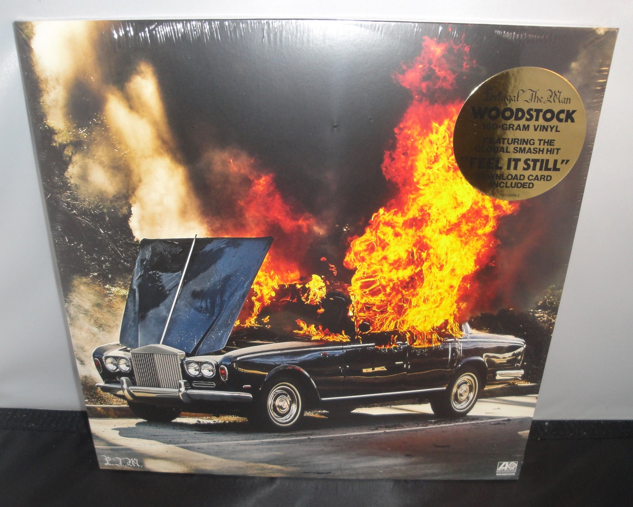 Portugal The Man Woodstock 180 Gram Vinyl Gatefold