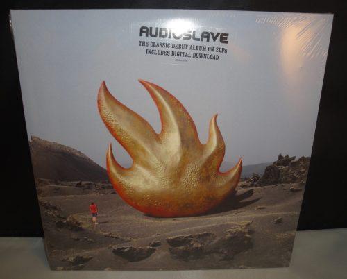 Audioslave - Audioslave - 150 Gram Vinyl, Gatefold, 2XLP, Reissue, 2017