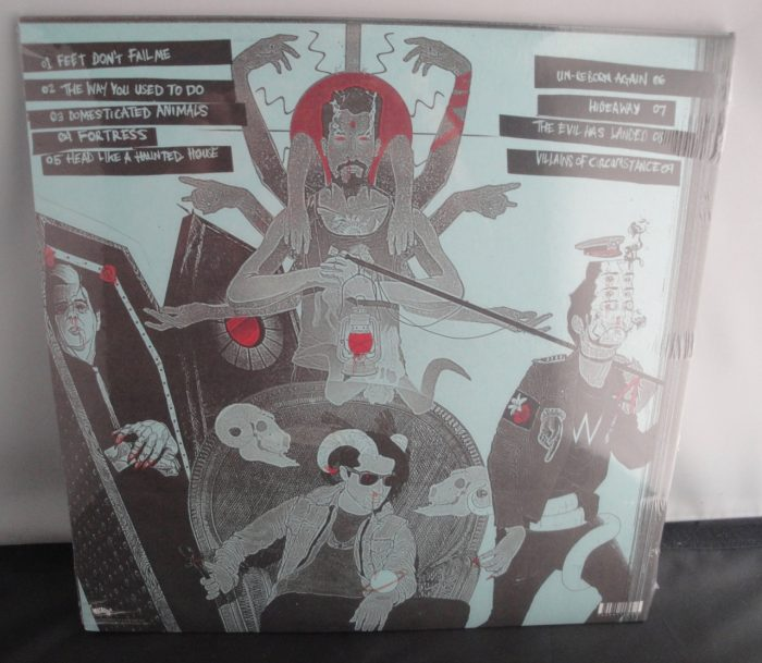 Queens Of The Stone Age - Villians - Limited Edition, Vinyl, 2017