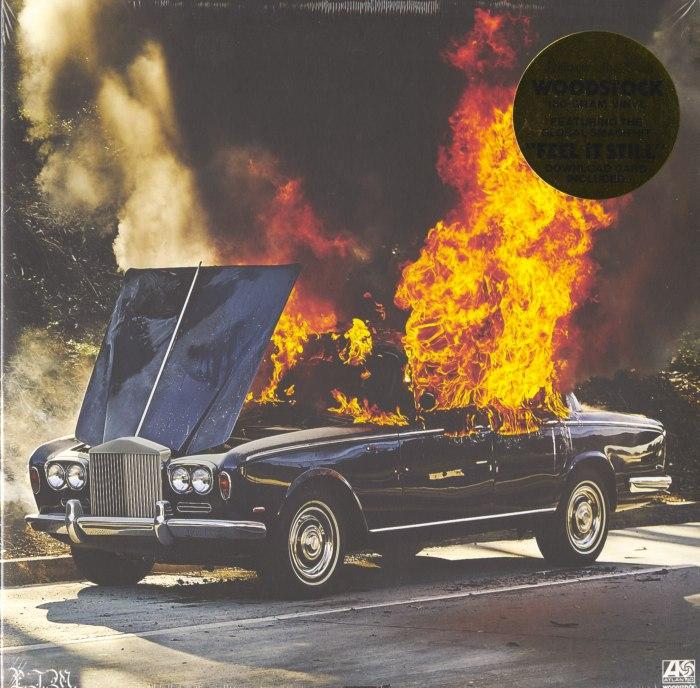 Portugal. The Man – Woodstock – 180 Gram Vinyl, Gatefold Jacket, 2017