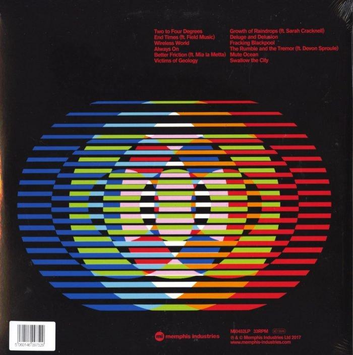 Warm Digits - Wireless World - Ltd Ed, 180 Gram, Colored Vinyl, 2017